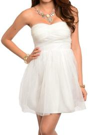 dElia Tulle Love Dress - Product Mini Image