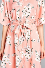 Racine Delicate Floral-Print Midi-Dress - Other