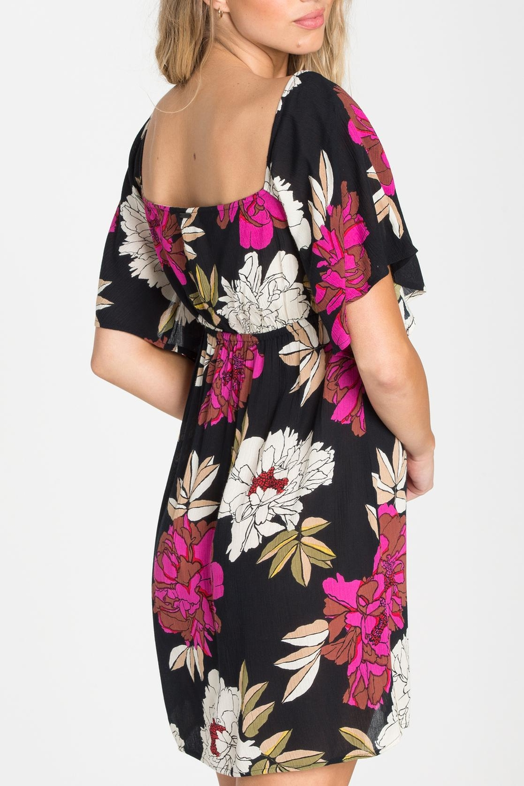 Billabong Delicious Day Dress - Front Full Image