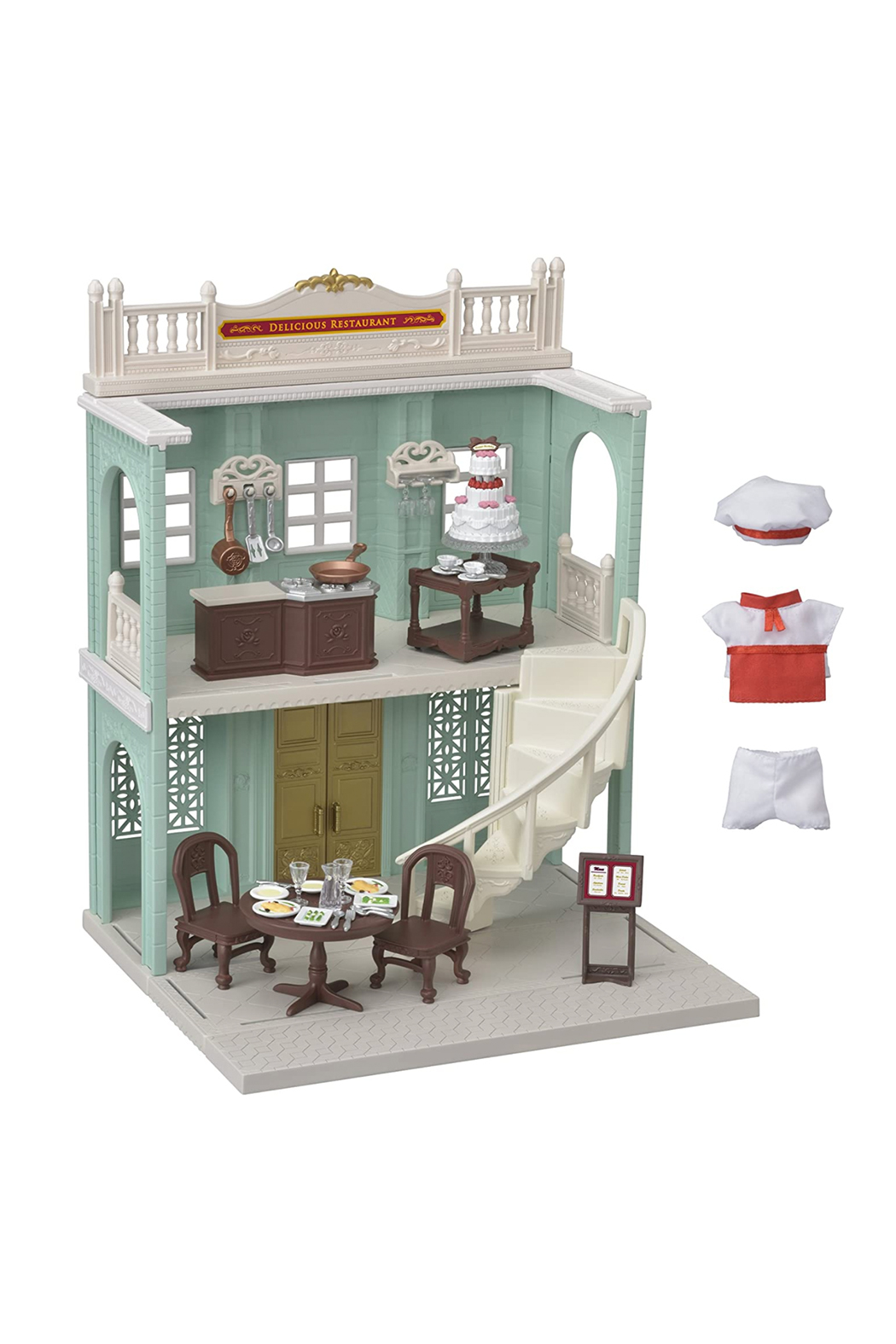 Calico Critters Delicious Restaurant - Main Image