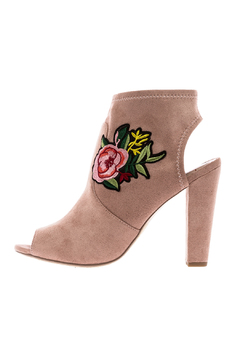 Shoptiques Product: Utopia Embroidered Bootie