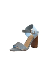 Delicious Shoes Valerie Sandal - Front full body