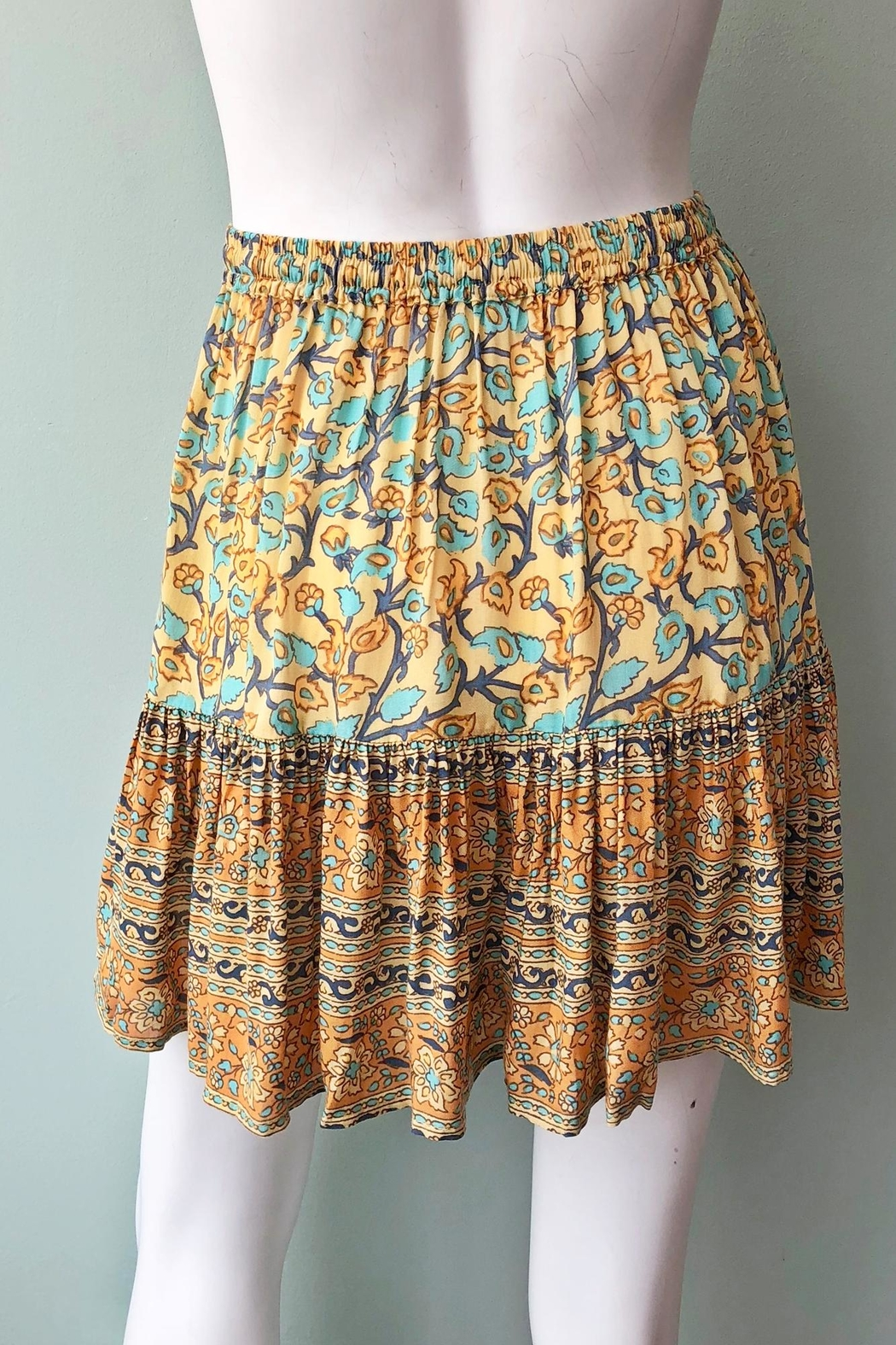 Spell & the Gypsy Collective Delirium Skirt - Back Cropped Image