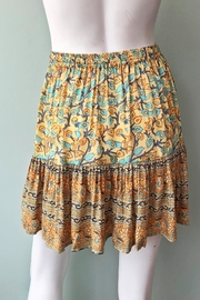 Spell & the Gypsy Collective Delirium Skirt - Back cropped
