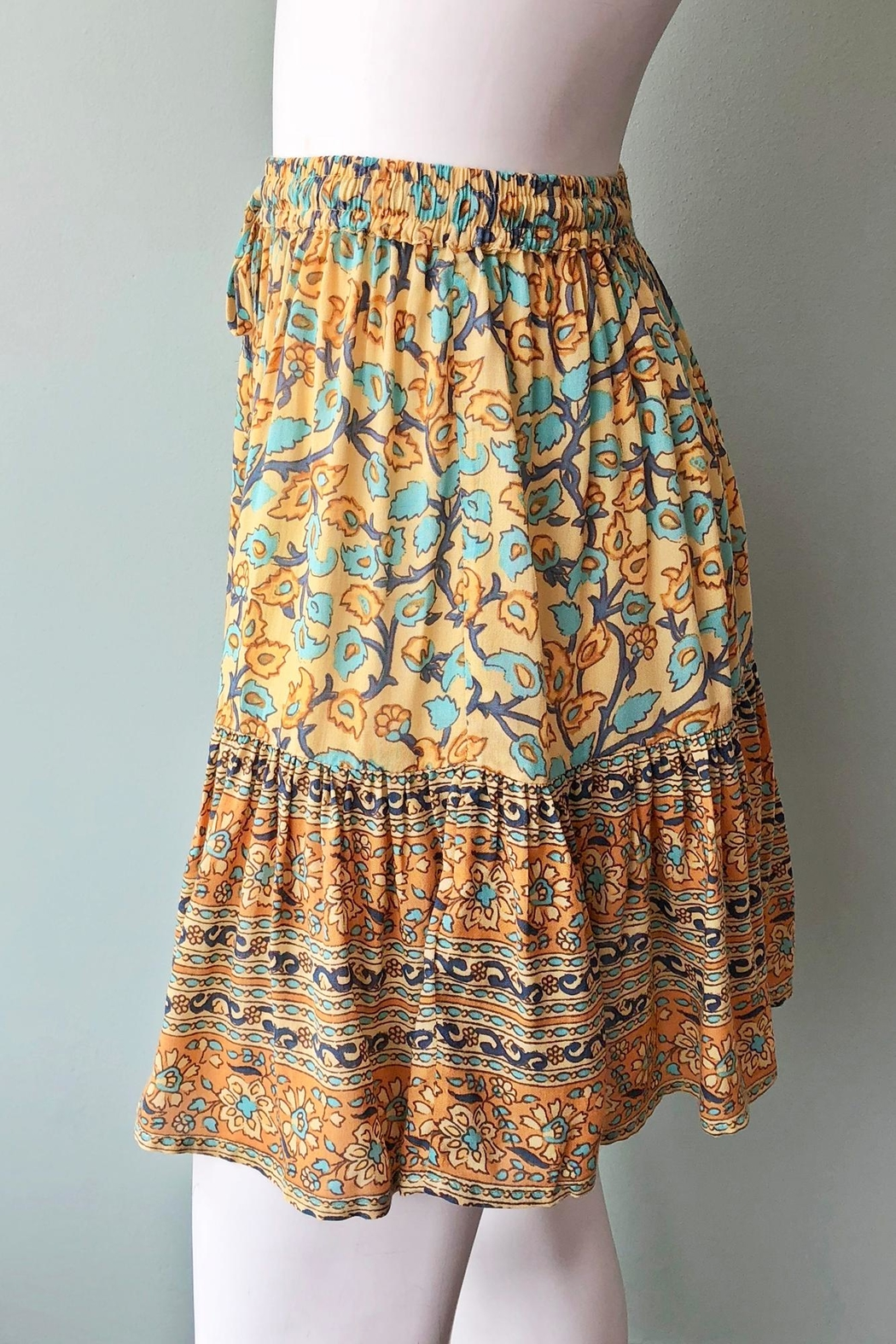 Spell & the Gypsy Collective Delirium Skirt - Side Cropped Image