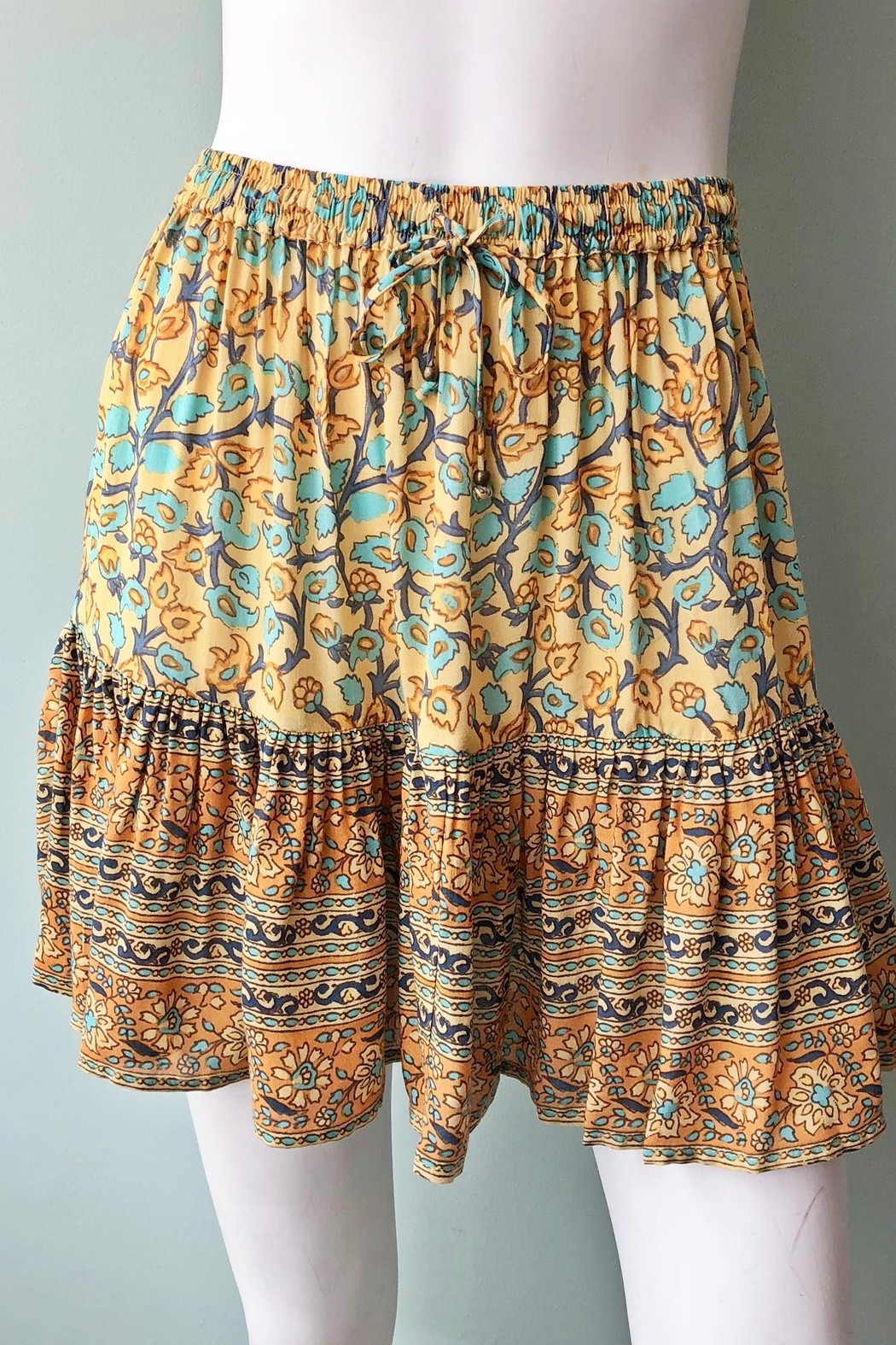 Spell & the Gypsy Collective Delirium Skirt - Front Full Image