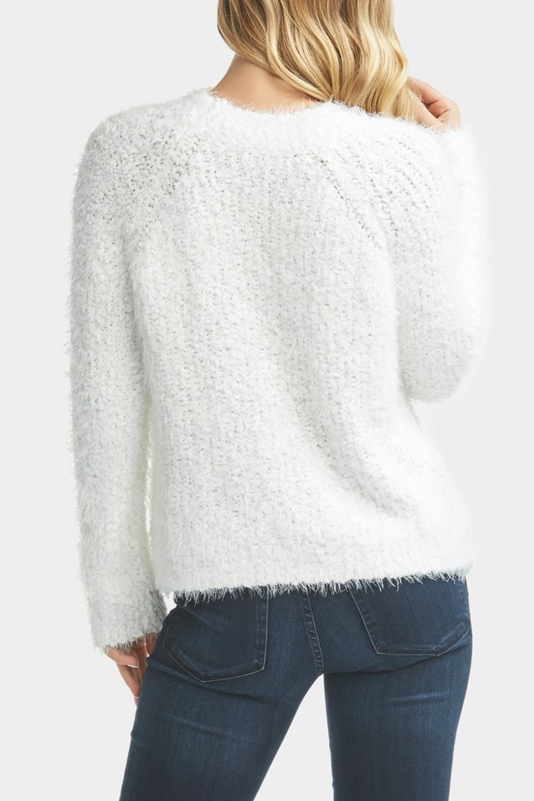 Tart Collections Delisa Sweater - Back Cropped Image