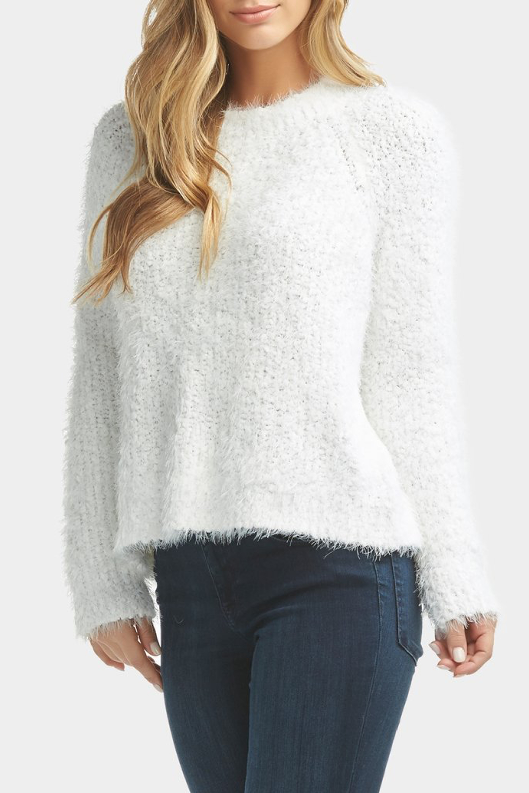 Tart Collections Delisa Sweater - Side Cropped Image