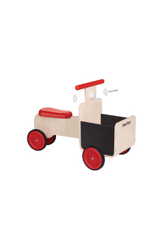 Plan Toys Delivery Bike - Alternate List Image