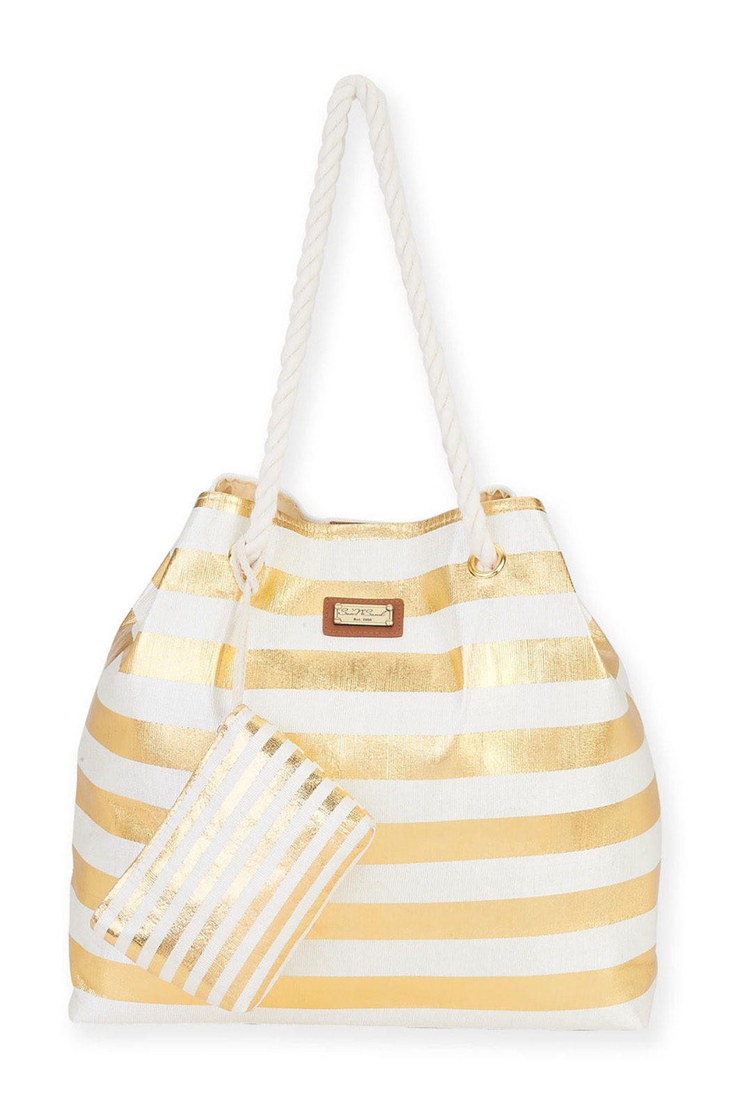 sun and sand Delma Gap Tote - Front Cropped Image