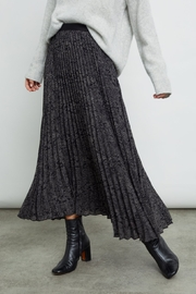 Rails Delphine Skirt Python - Front cropped