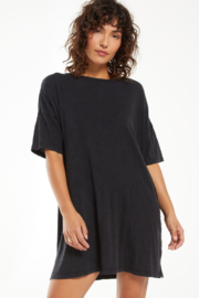 z supply Delta T-Shirt Dress - Product Mini Image