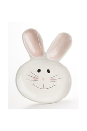 Delton Products Corporation Bunny Head Plate - Product Mini Image
