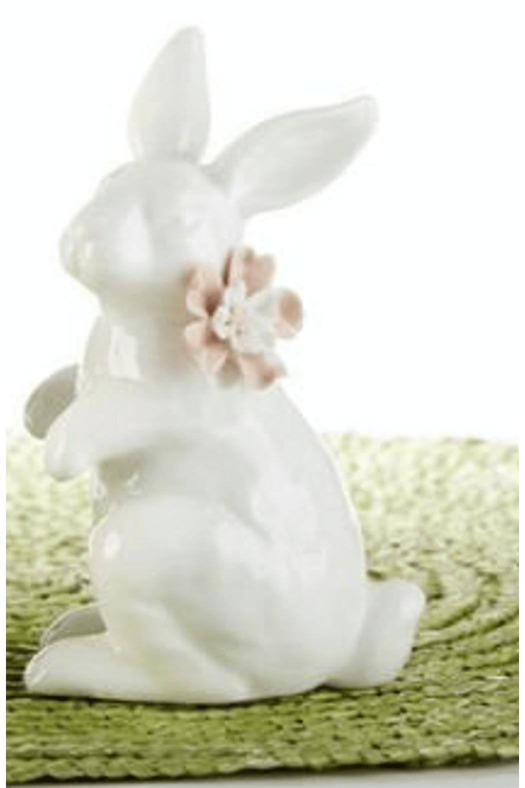 Delton Products Corporation Bunny With Flower - Main Image