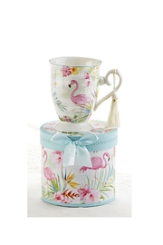Delton Products Corporation Flamingo Gift Mug - Product Mini Image