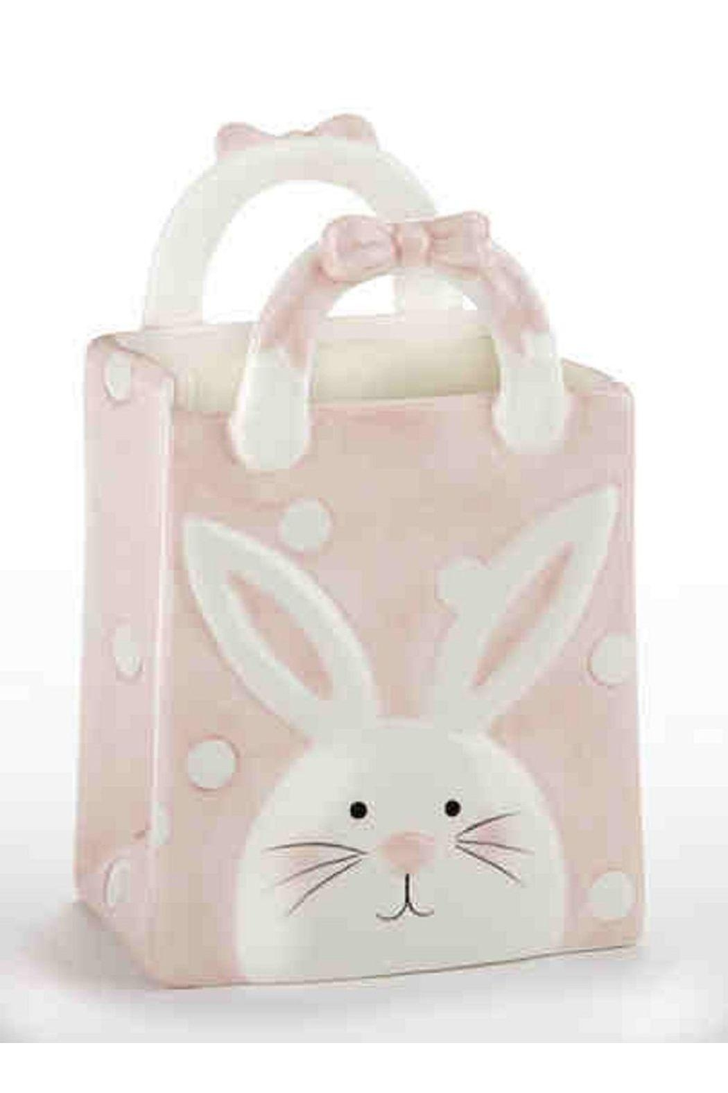 Delton Products Corporation Pink Bunny Bag - Main Image