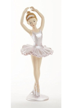 Shoptiques Product: Resin Ballerina Figurine