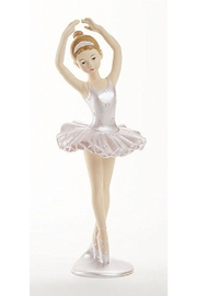Delton Products Corporation Resin Ballerina Figurine - Front cropped