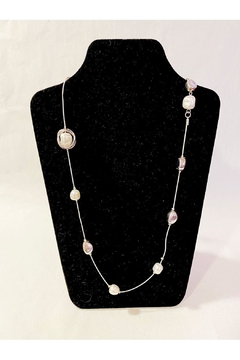 Delton Products Corporation The Maisy Pearl Necklace - Alternate List Image