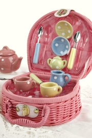 Delton Products Corporation Whimsical-Themed Children's Tea-Set - Front cropped