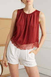 Deluc Hillary Top - Front cropped