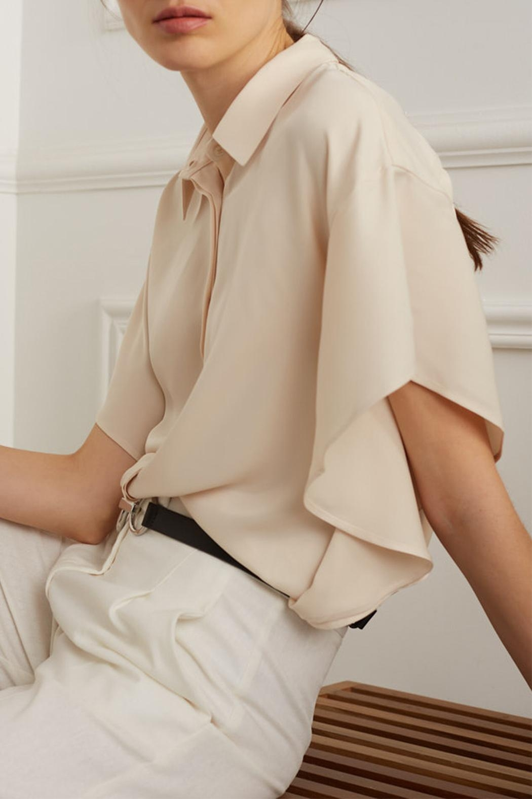 Deluc Natalie Blouse - Side Cropped Image