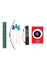 Two's Bros Bows Delux Bow & Arrow Set With Quiver - Product Mini Image