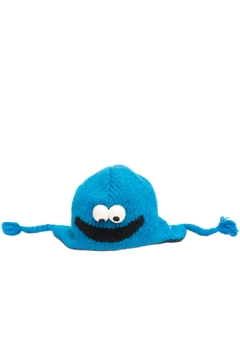 DeLux Cookie Monster Hat - Alternate List Image