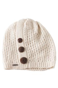 DeLux Three Button Beanie - Alternate List Image