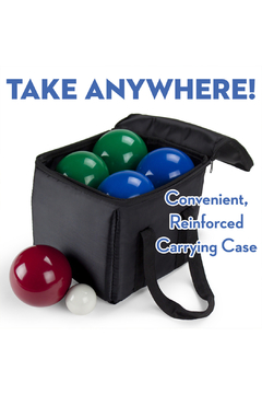 Brybelly Deluxe Bocce Ball Set - Alternate List Image