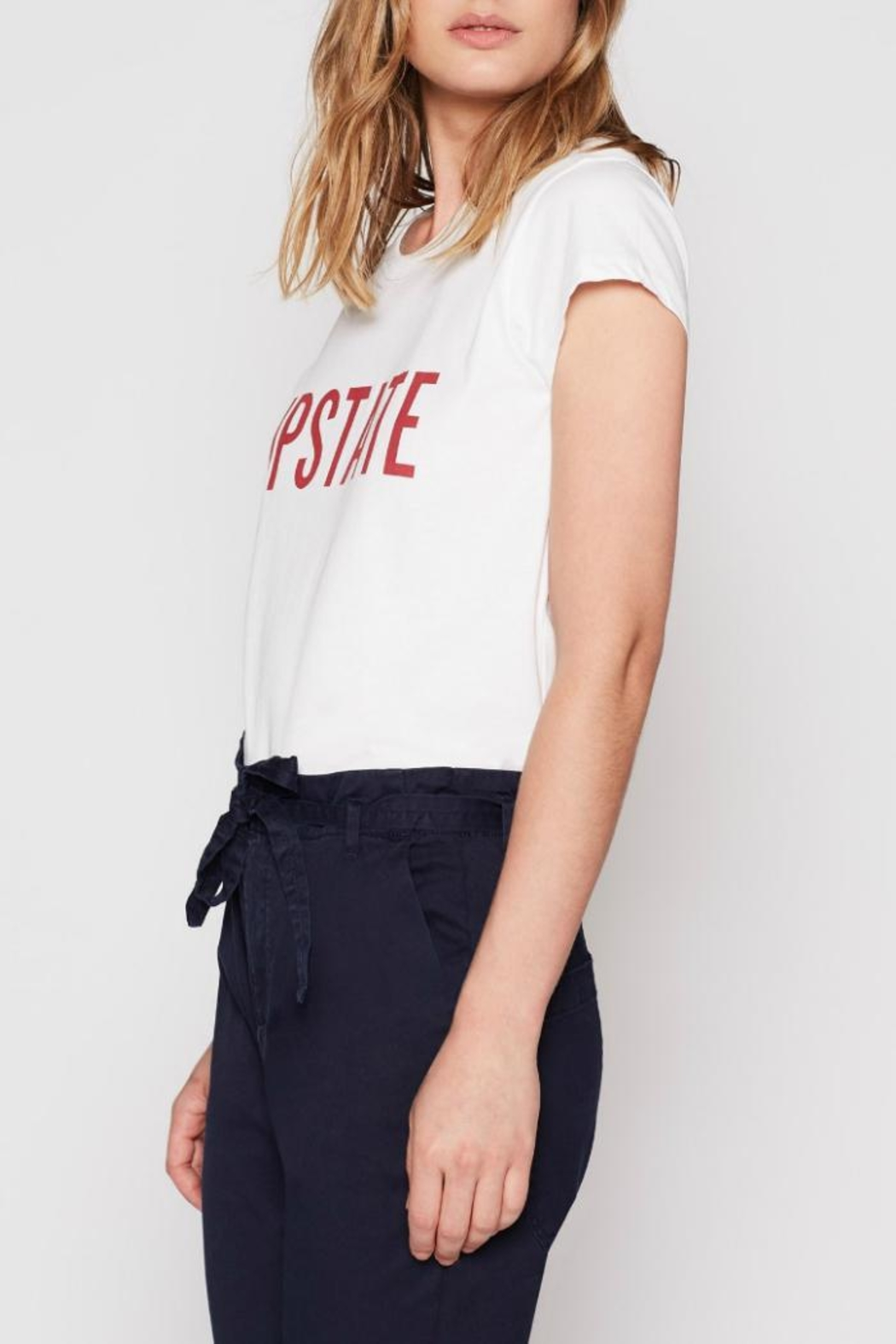 Joie Delzia B T-Shirt - Side Cropped Image