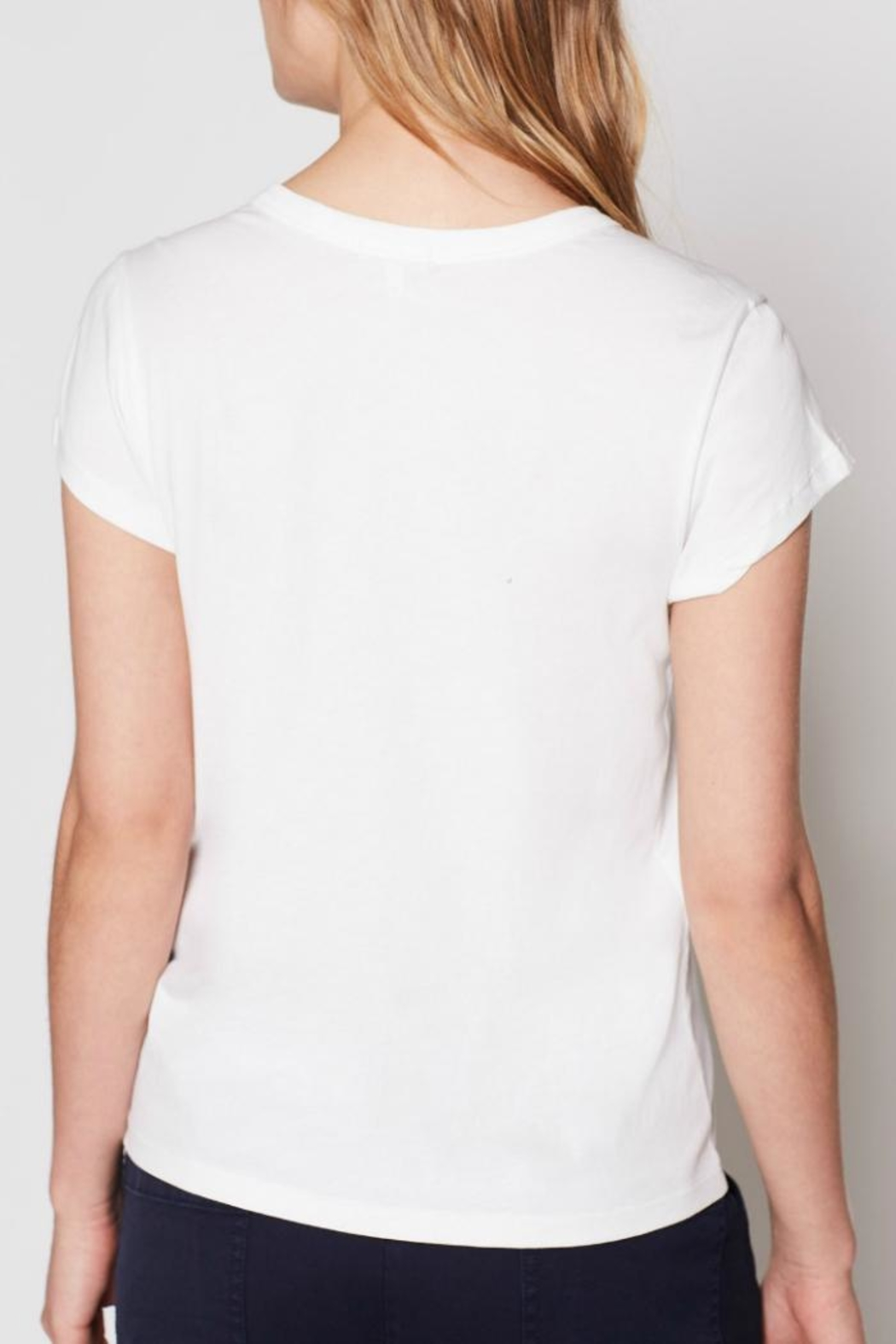 Joie Delzia B T-Shirt - Front Full Image