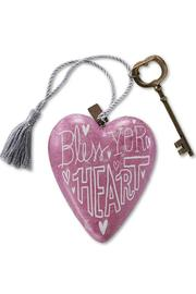 DEMDACO Art Heart Ornament-Stand - Product Mini Image