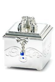 DEMDACO September Birthstone Keepsake Box - Product Mini Image