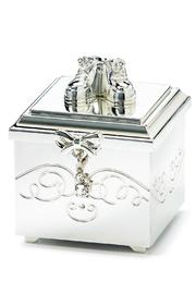 DEMDACO April Birthstone Keepsake Box - Product Mini Image