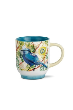 DEMDACO Bluebird Mug - Alternate List Image