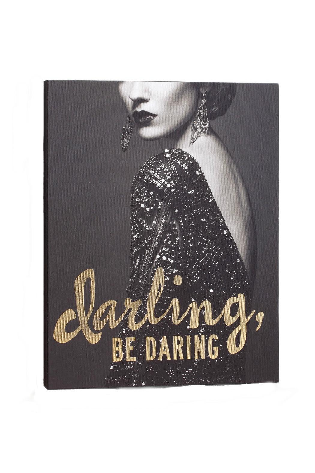 DEMDACO Darling Be Daring - Front Cropped Image