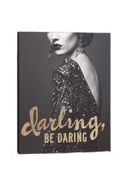 DEMDACO Darling Be Daring - Front cropped