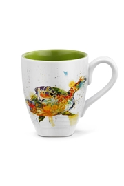 DEMDACO Sea Turtle Mug - Front cropped