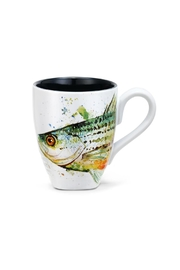 DEMDACO Striped Bass Mug - Front cropped