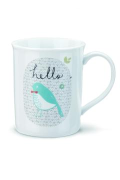 DEMDACO Hello Coffee Mug - Alternate List Image