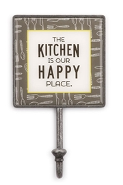 DEMDACO Kitchen Magnet Hook - Front cropped