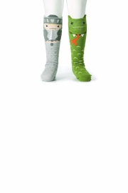 DEMDACO Knight Drago Knee Socks - Product Mini Image