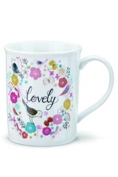 DEMDACO Lovely Bird Mug - Alternate List Image