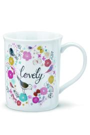 DEMDACO Lovely Bird Mug - Product Mini Image
