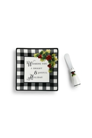 DEMDACO Merry & Bright Gift Set - Front cropped
