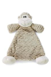 DEMDACO Monkey Blankie Rattle - Product Mini Image