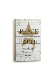 DEMDACO Peace On Earth Art - Front cropped