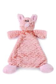 DEMDACO Pig Blankie Rattle - Product Mini Image