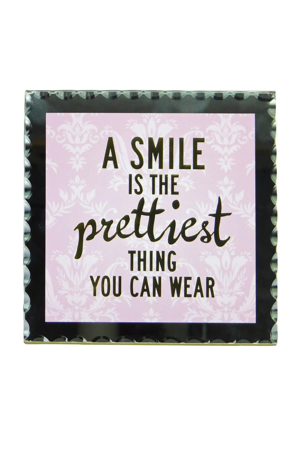 DEMDACO Smile Mirror Plague from Queens by Girlfriends — Shoptiques